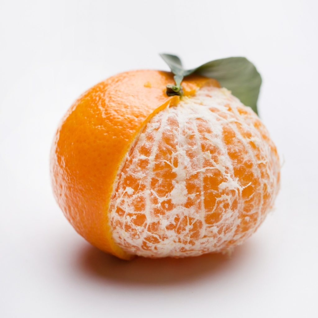 Oranges and mandarins are good source of vitamin C