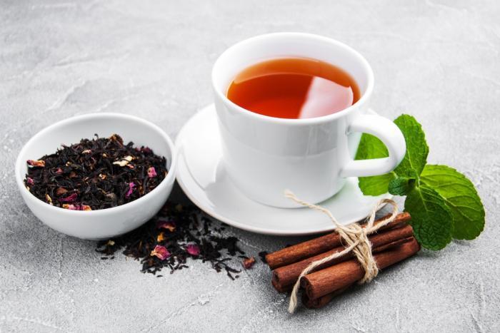 Cinnamon tea is a healthy drink